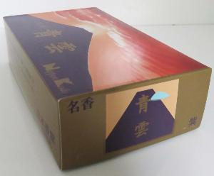 Japanese Incense Sticks | Nippon Kodo | Seiun Rosewood | Box of 480 Sticks