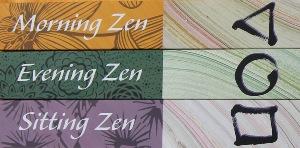 Shoyeido Japanese Incense - Zen range