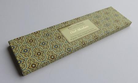 Oud Absolute Indian Incense   Pure Incense   20 gram pack