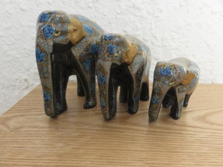 Kashmiri Elephants