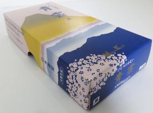 Seiun Chrysanthemum Incense | Box of 220 Sticks by Nippon Kodo | Low Smoke