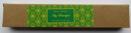 Nag Champa Indian Incense | Pure Incense Absolute | 50 gram Box
