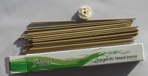 Shoyeido Peace | Magnifiscents Angelic Japanese Incense | 30 Sticks