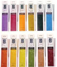Nippon Kodo's Herb & Earth range of 12 Fragrances