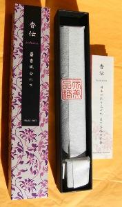 Japanese Incense | Kohden | Musk Note | Nippon Kodo | 40 Sticks