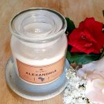 Young Mary's African Scented Candle | Alexandria | Large size