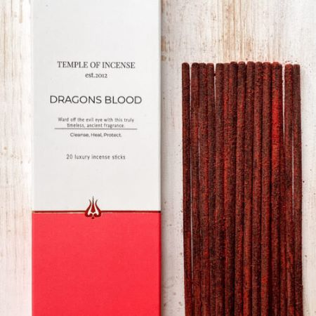 Temple of Incense Dragon's Blood