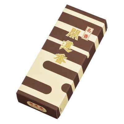 Japanese Incense Sticks | Baieido | Kaiunkoh Short Small Box | 120 Sticks | Boxed