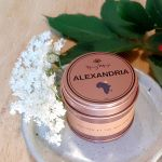 Young Mary's African Scented Candle | Alexandria | Travel Tin