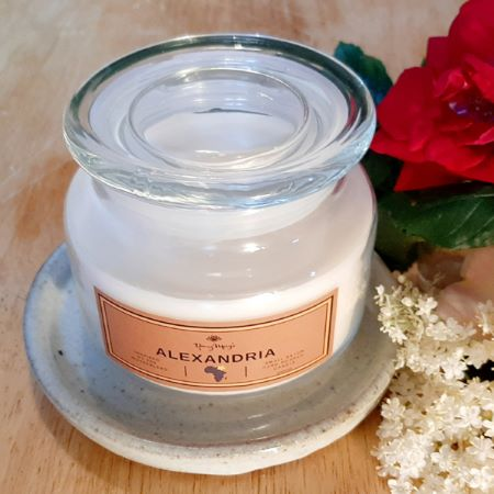 Young Mary's African Scented Candle   Alexandria   Standard size