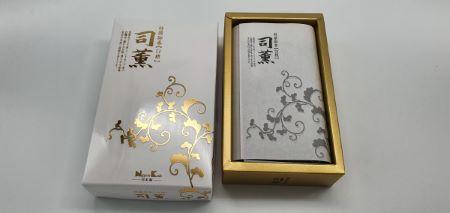 Shikun Byakudan Sandalwood Incense | Box of 450 Sticks by Nippon Kodo