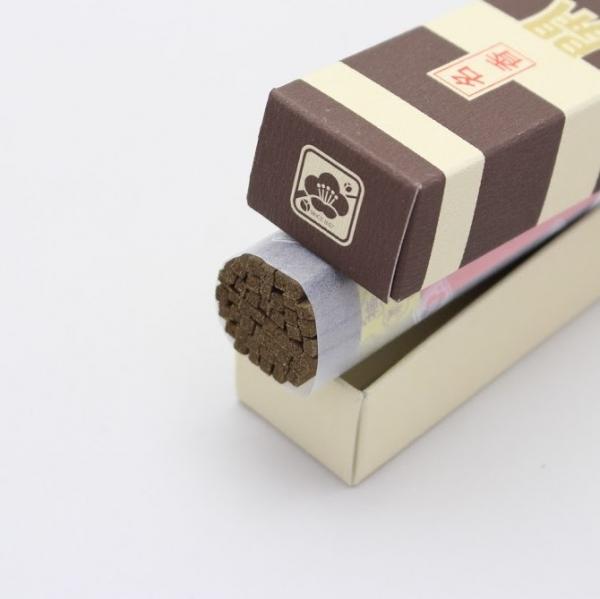 Japanese Incense Sticks   Baieido   Kaiunkoh Long Sized   45 Sticks   Boxed