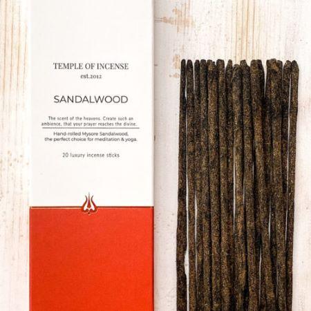Temple of Incense Sandalwood