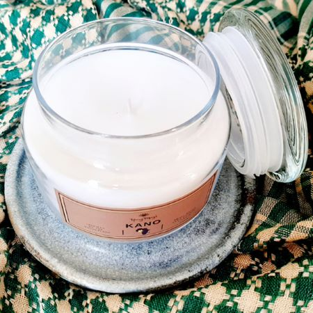 Young Mary's African Scented Candle | Kano | Standard size