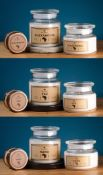 New! African scented candles from Young Mary's