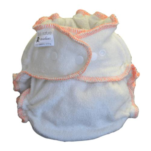 Couche lavable Lulu Bambou 3/15 kg Bambou