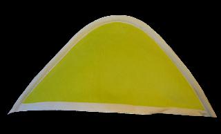 cape de bain Coton Bio Vert - personnalisée