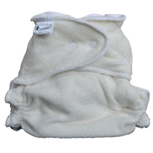 Couche Lavable Dodo Bambou XL 12/20 kg Blanc - Bambou