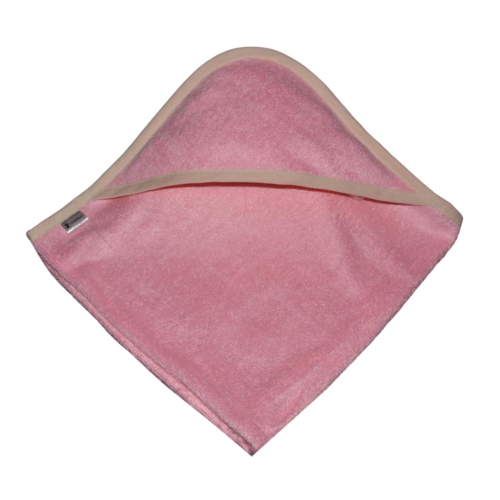 cape de bain bambou all color Rose