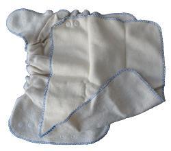 Couche lavable dOOble Nature 3/15 kg Chanvre/Coton Bio