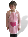 tablier enfant ROSE