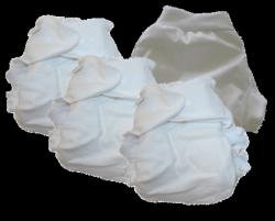 Special Nuit 3 couches lavables Lulu Dodo XL Chanvre + 1 Boxer T.L
