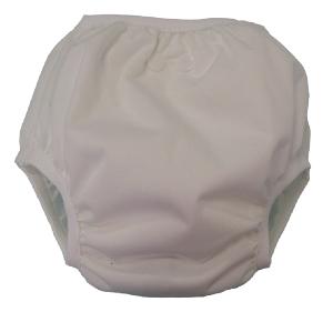 Culotte d'apprentissage lavable Comme les grands - Blanc