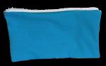 pochette à zip, trousse de toilette et maquillage, FEMINI - Bleu Aqua