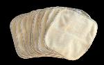 Lot lingettes bébé Coton biologique