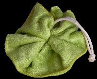 Tawashi, fleur de douche, bambou Vert