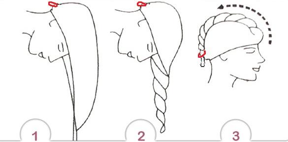 serviette sèche cheveux bambou - mode d'emploi