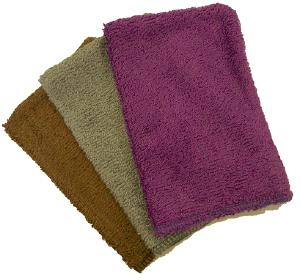 Lot de 3 gants apprentissage - Bambou Tendance