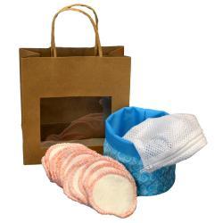 Pochon Accolade + filet lavage + lingettes au choix