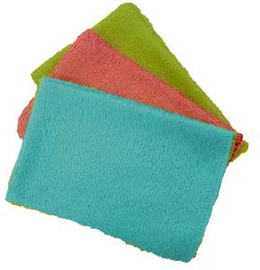 Lot de 3 gants apprentissage - Bambou Peps
