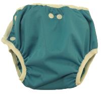 Culotte d'apprentissage lavable Com les grands - Snaps - Bleu
