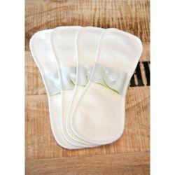 Lot 4 protege slip lavable - Coton Bio
