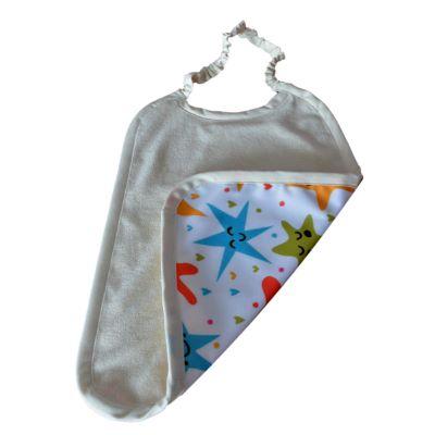 Serviette Maternelle Coton Biologique Imperméable Imprimé