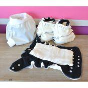 Special Nuit 3 couches lavables Dodo Bambou 5/ 15 kg + 1 Shorty TM ou TL Uni ou Imprimé à partir de