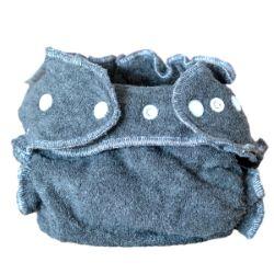 Couche lavable Lulu Bambou  charbon 3/15 kg Bambou