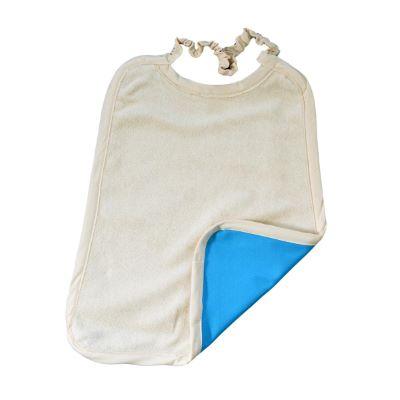 Serviette Maternelle Coton Biologique Imperméable couleur Uni