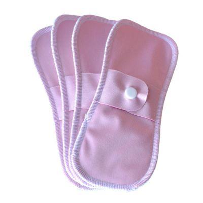 Lot 4 protege slip lavable imperméable - Coton Bio