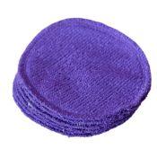 Lot  7 maxi disques Démaquillant coloris violet