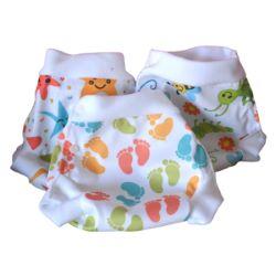 Start Pack, 16 couches lavables Evolutive Lulu Bambou + 3 Lulu Boxer taille Uni ou Imprimés  au choix  - A partir de