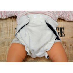 Special Nuit 3 couches lavables Dodo Bambou XL 12/20 kg + 1 Boxer T L ou XL Uni ou Imprimé à partir de