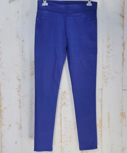 SACHA - JEGGINGS BLEU T46