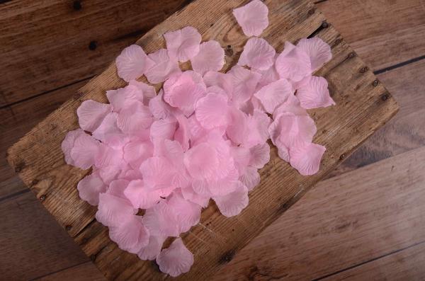 Pétalos rosa