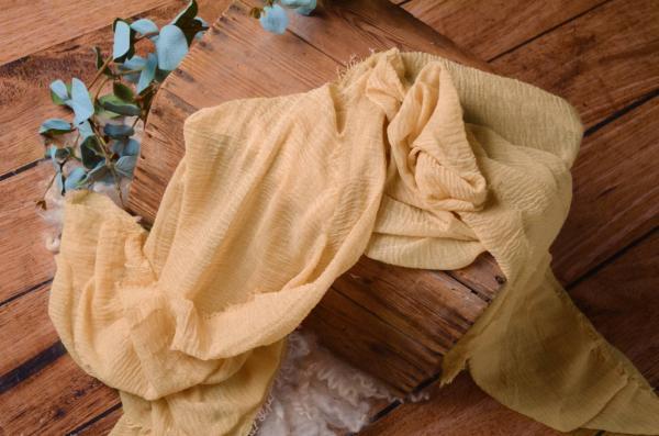 Wrap di cotone vaniglia