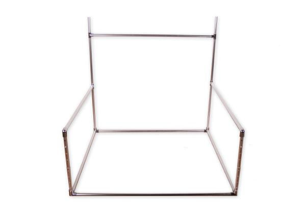Structure beanbag carrée réglable