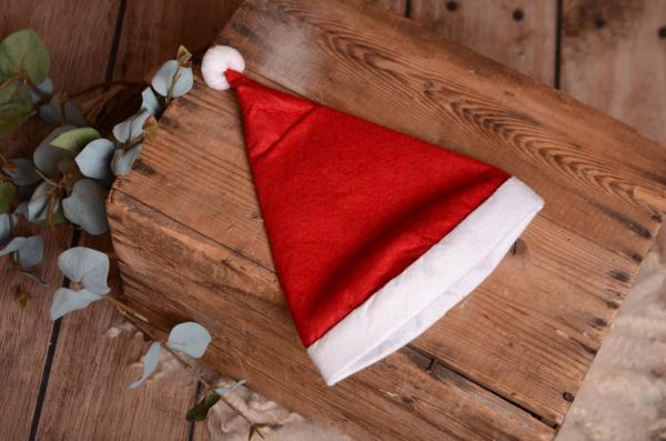 Bonnet Père Noël pour bébé