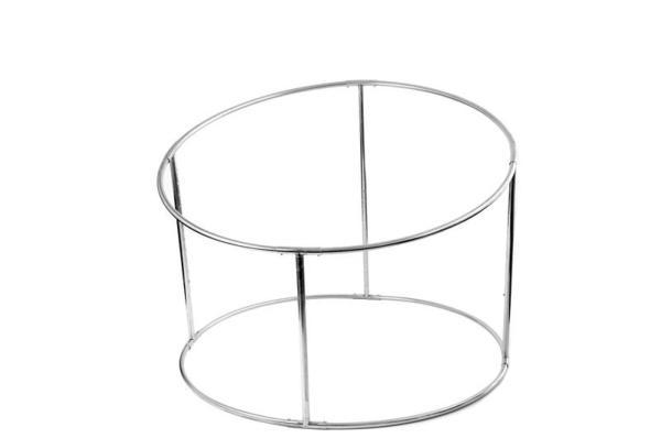 Estructura bean puff circular ajustable